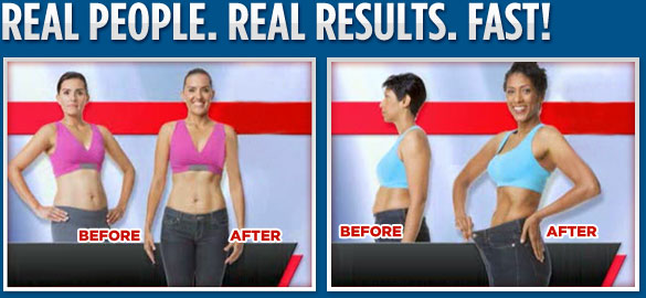 Real People. Real Results. Fast!